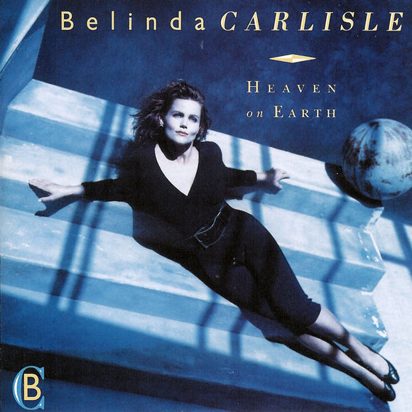 Belinda Carlisle - Heaven on Earth - LP - pop rock