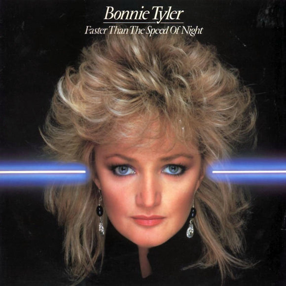 Bonnie Tyler - Faster than the Speed of Night - LP - Pop Rock