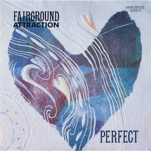 "Fairground Attraction - Perfect - 12"" single - pop rock"