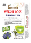15 Ct Weight Loss - Blackberry Tea