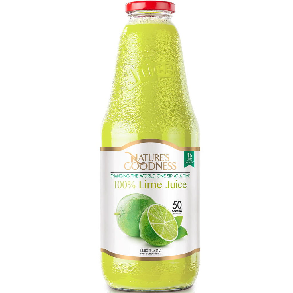 Lime Juice - 33.82 oz