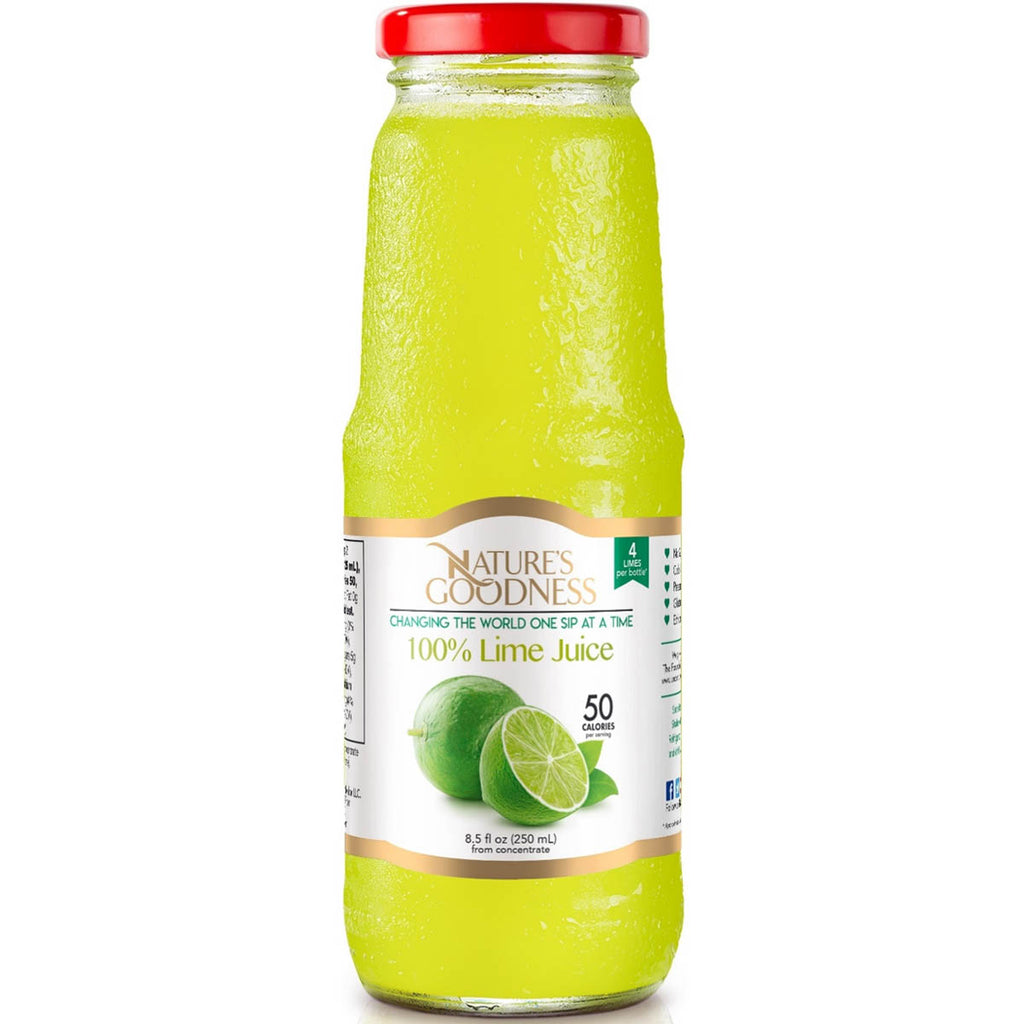 Lime Juice - 8.5 oz