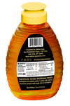 GOLDEN WILDFLOWER HONEY SQUEEZE BOTTLE - 17.6 OZ