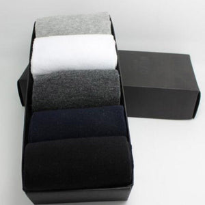 5pairs/lot Men Socks Cotton