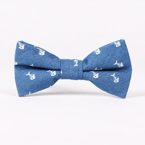 Retro Cotton Bow Tie
