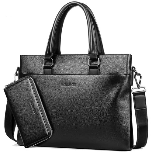 Leather luxury  Briefcases
