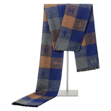 Luxury Cotton & Wool Scarf