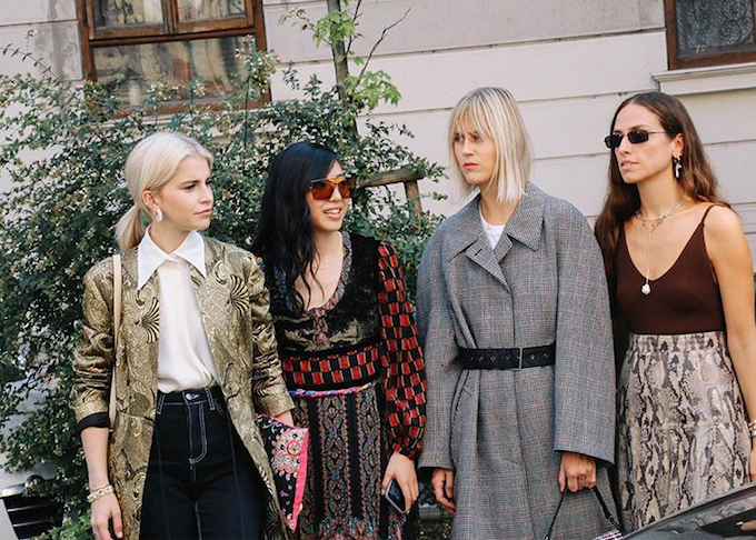 Milan Fashion Week 2018: Ideas del street style