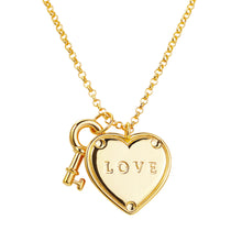 Gold-Heart-Key-Necklace