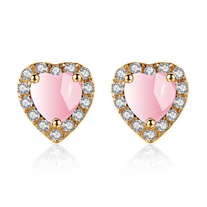 Love Heart Earrings