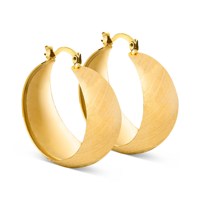 Coconut Gold Earrings