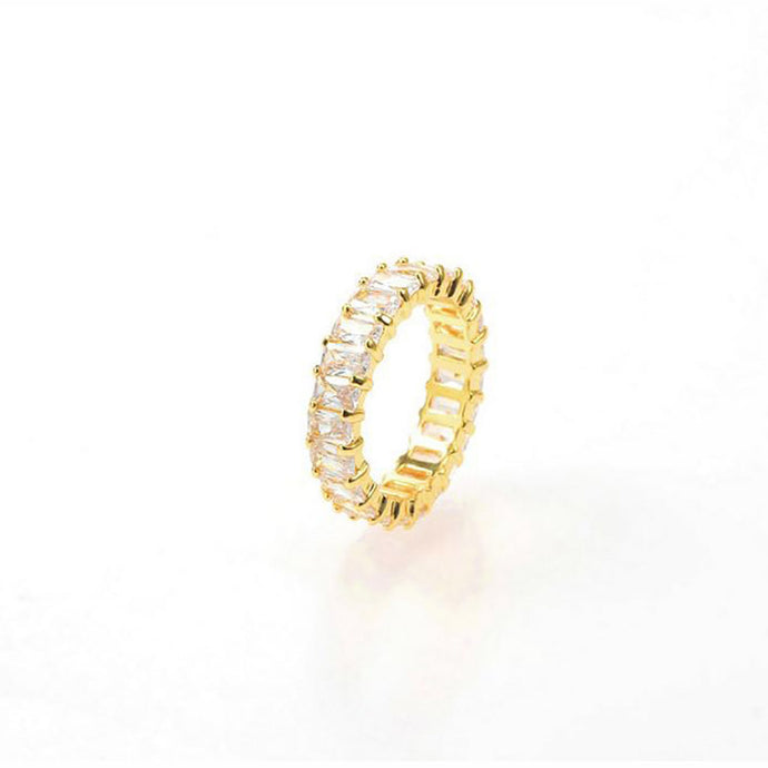 Eternity Princess Ring