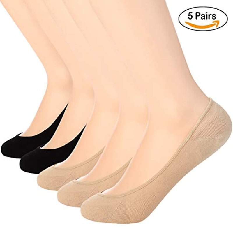 Ultra Low Cut Liner Socks for Flat Boat Summer - Bomberish
