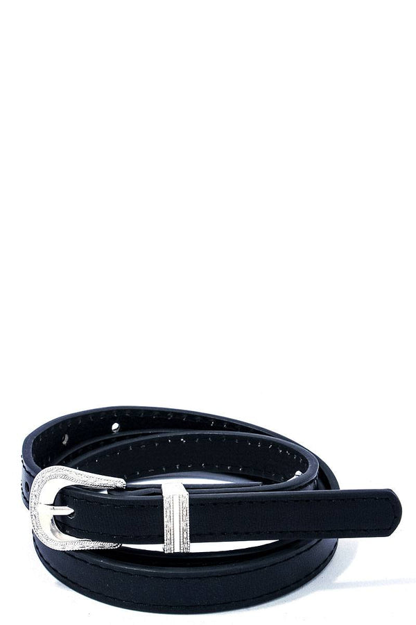 Chic Skinny Western Belt - Bomberish