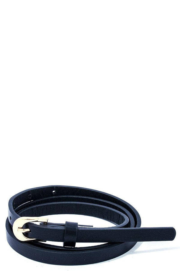 Modern Stylish Skinny Belt - Bomberish