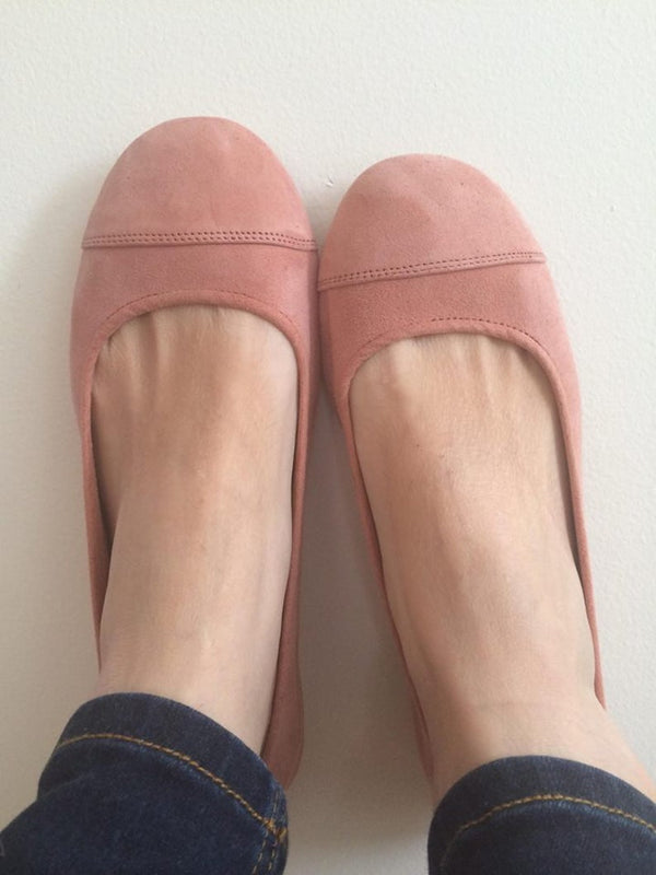 LUNAR Blush flats - Bomberish