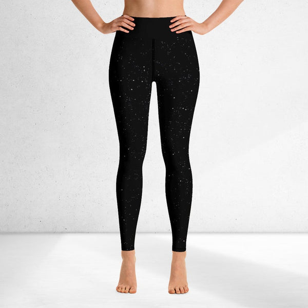 Startlight Universe All-Over Print Yoga Leggings - Bomberish