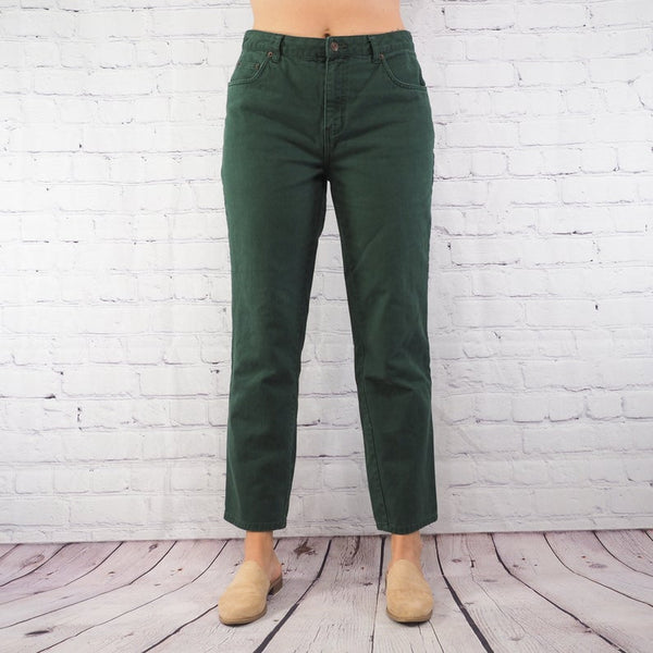 Women's Vintage Jeans/High Waisted Jeans - Bomberish
