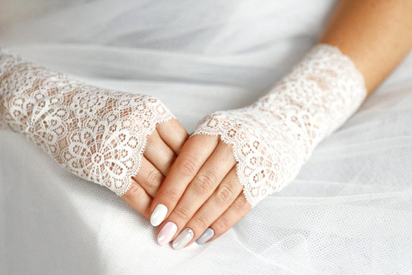 Wedding Gloves - Bomberish