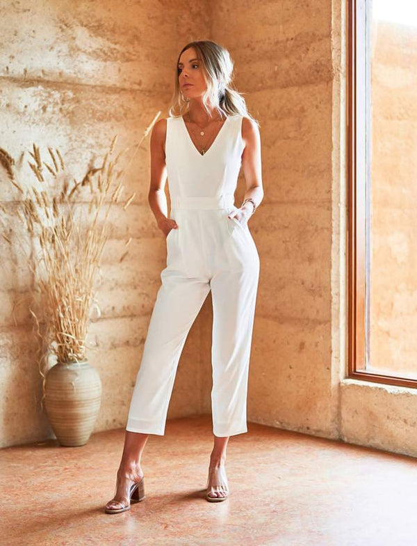 Amanda Jumpsuit - Bomberish
