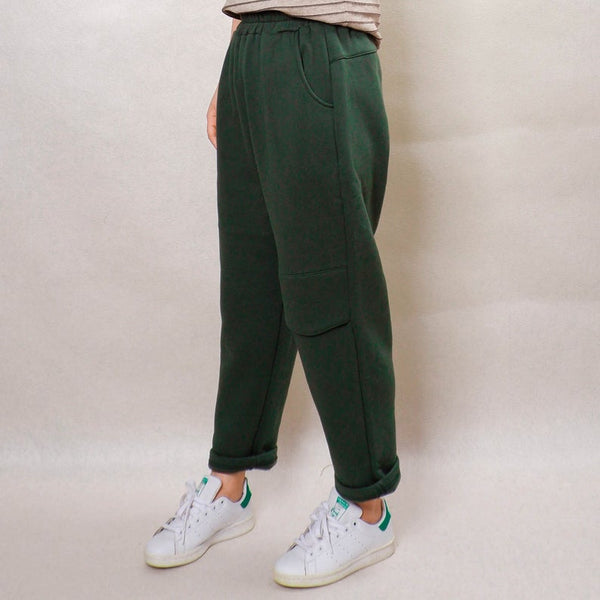 Women Leisure Sweat Pants Loose Harem Pants - Bomberish