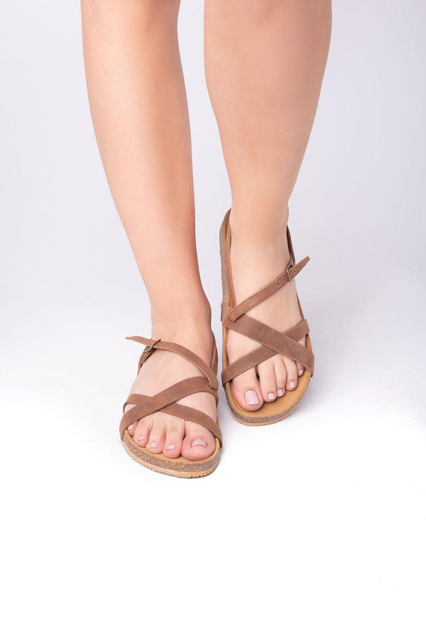 Nomad brown anatomic sandals - Bomberish