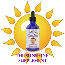 TAL'S D3 Children. Come Alive Infant/Children Formula 0-14 years of age. 400IU of D3 in each drop!