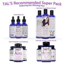 TAL'S Recommended Super Pack: Our Winning 4!