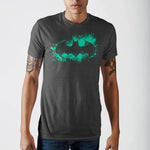 Batman Splatter Logo T-Shirt