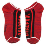 3-Pair Marvel Deadpool Ankle Socks - Style 3