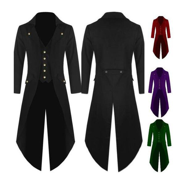 Men's Longtail Frock Coat