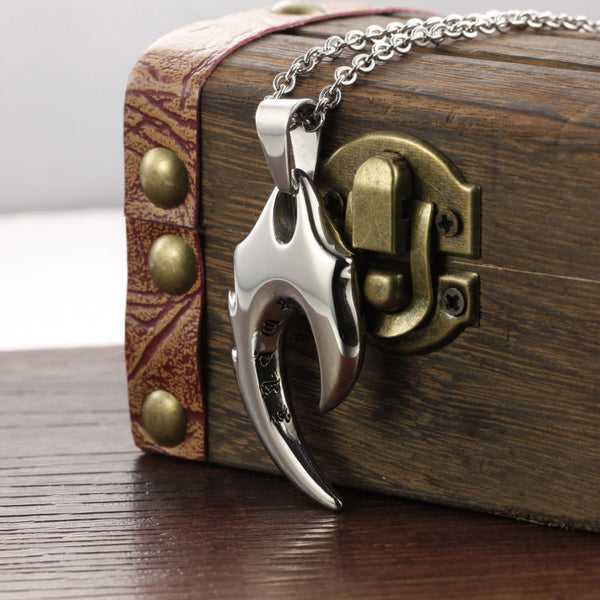 Men's Charm Pendant Necklace