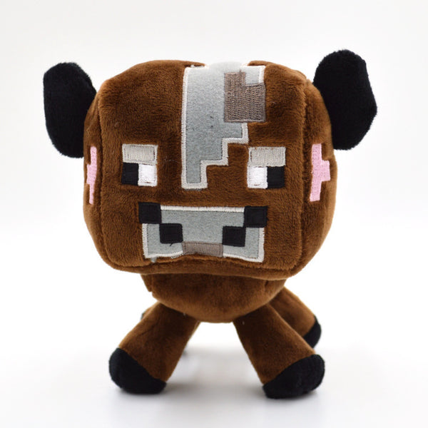 Minecraft Cow 16cm Plush