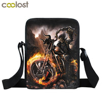 Gothic Fantasy Mini Messenger Bags