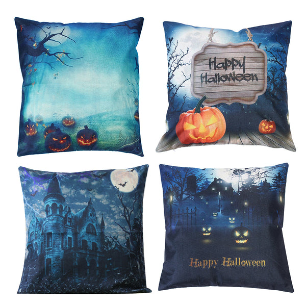 Halloween Pillowcase (Multiple Styles)
