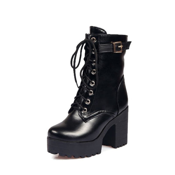 Women's Midcalf Boots