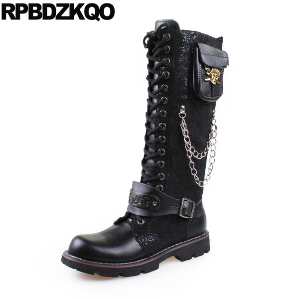 Men's Military Boots