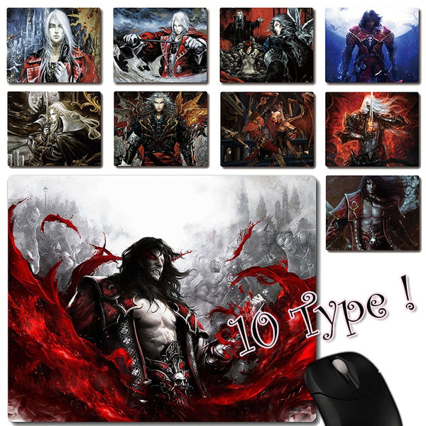 Castlevania Mouse Pad (Multiple Styles)