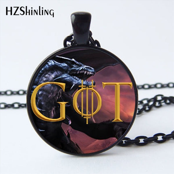 Game of Thrones Character Pendant Necklace