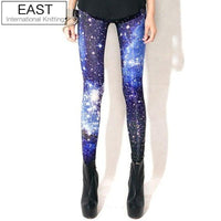 Galaxy/Space Decorated Leggings