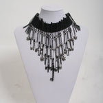 Gothic Crosses Choker