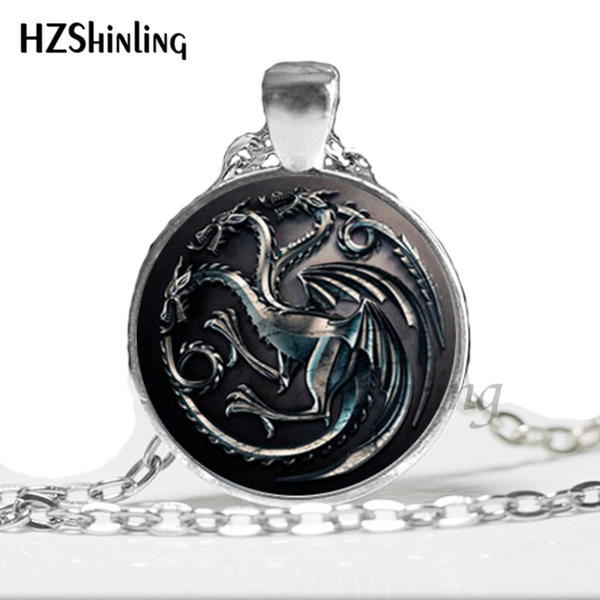 Game of Thrones Pendant Necklace (Multiple Styles)