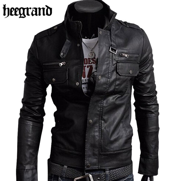 Men's Motorcycle Jacket