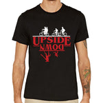 Men's Stranger Things Upside Down Tee