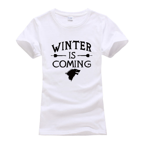 Winter is Coming Unisex Tee