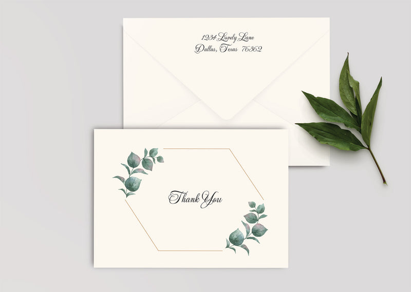 Folded Stationery [Natalie]