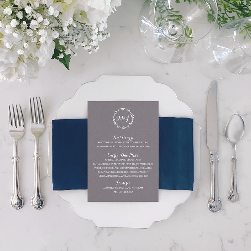 Menu [Jennifer]