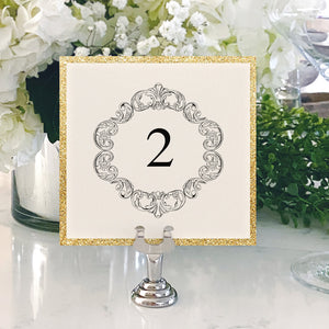 Table Numbers and Reserved Signs [Meghan]