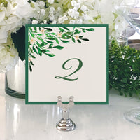 Table Numbers and Reserved Signs [Misty]