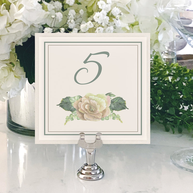 Table Numbers and Reserved Signs [Sage]